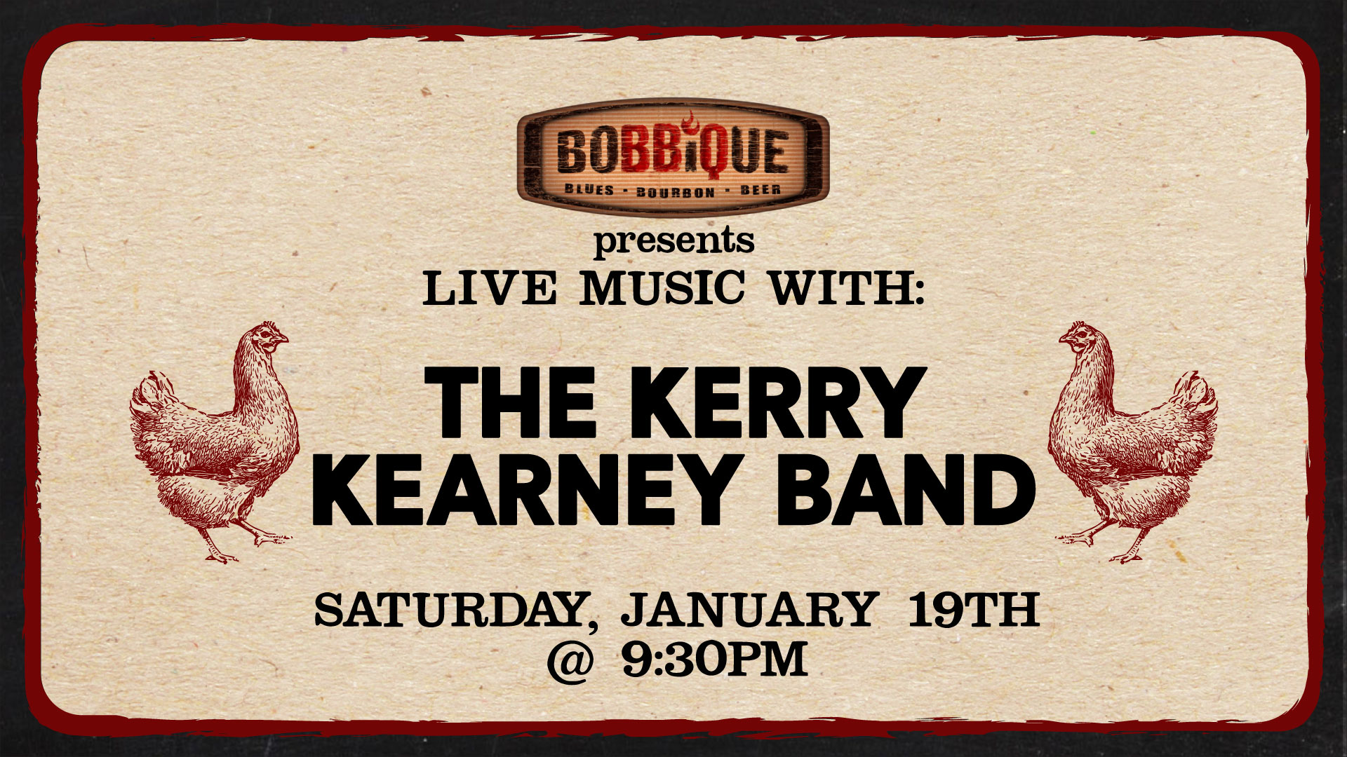 The Kerry Kearny Band
