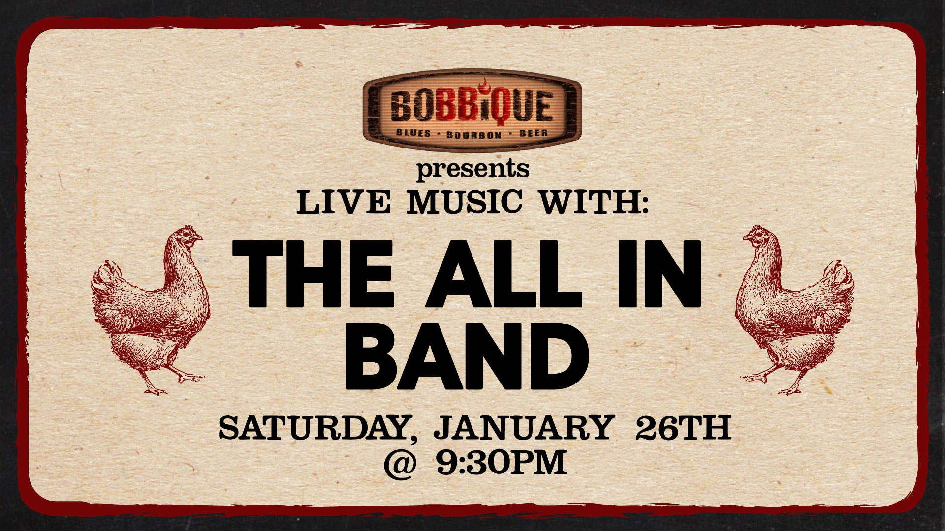 The All in Band