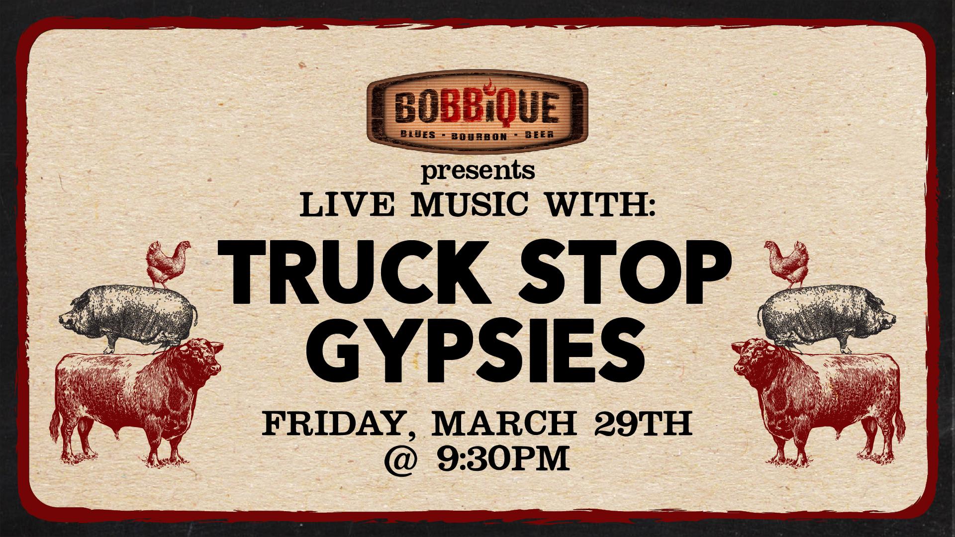 Truck Stop Gypsies