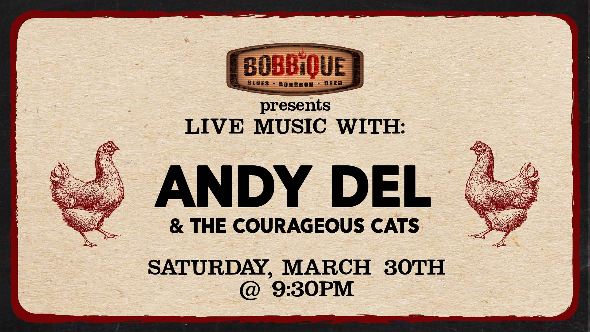 Andy Dell & The Courageous Cats