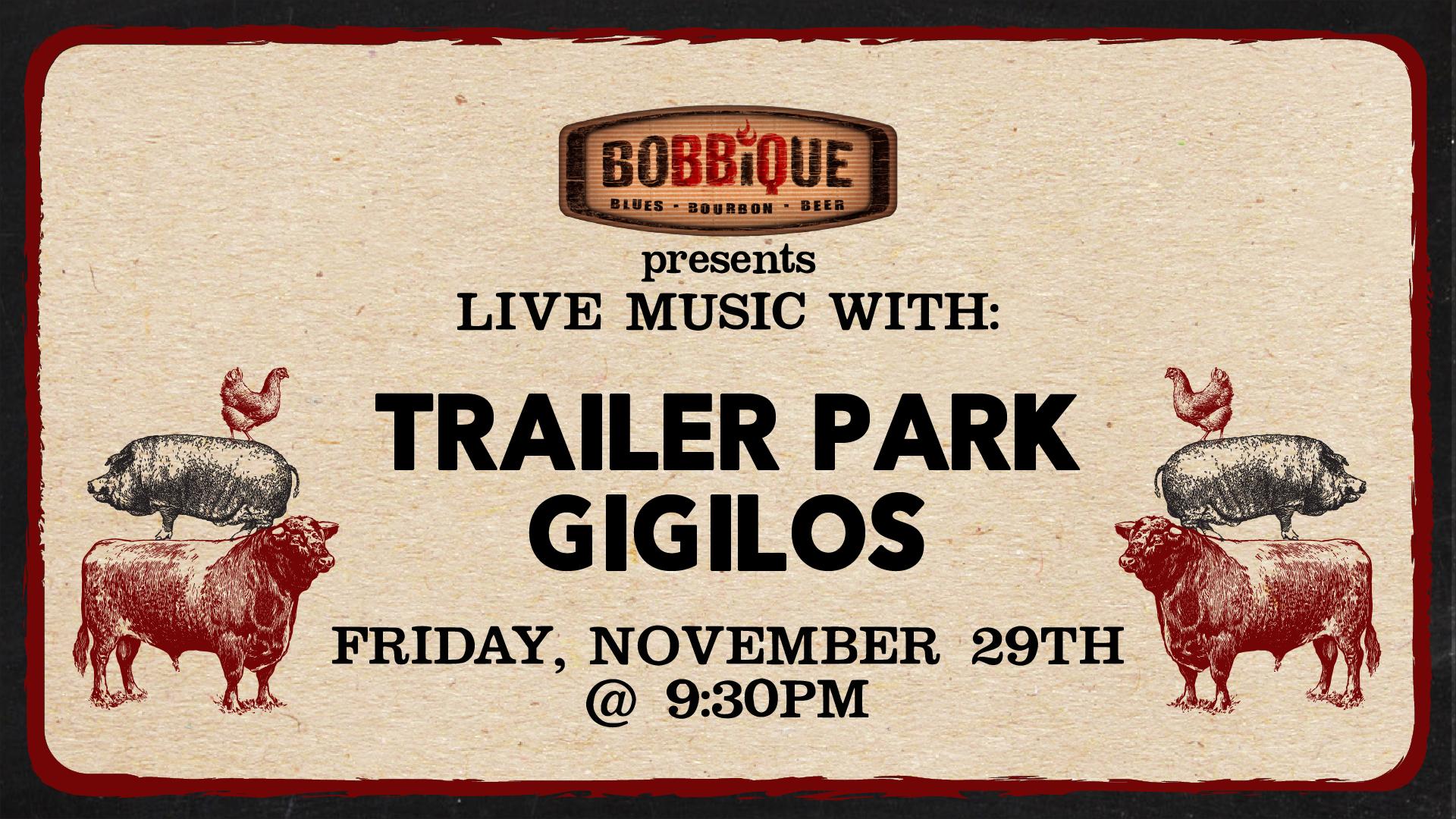 Trailer Park Gigilos