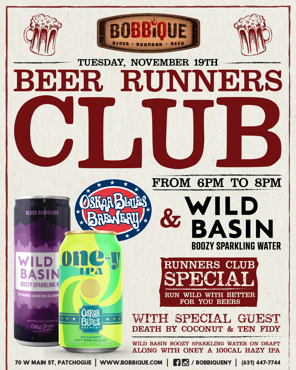 Beer Runners Club