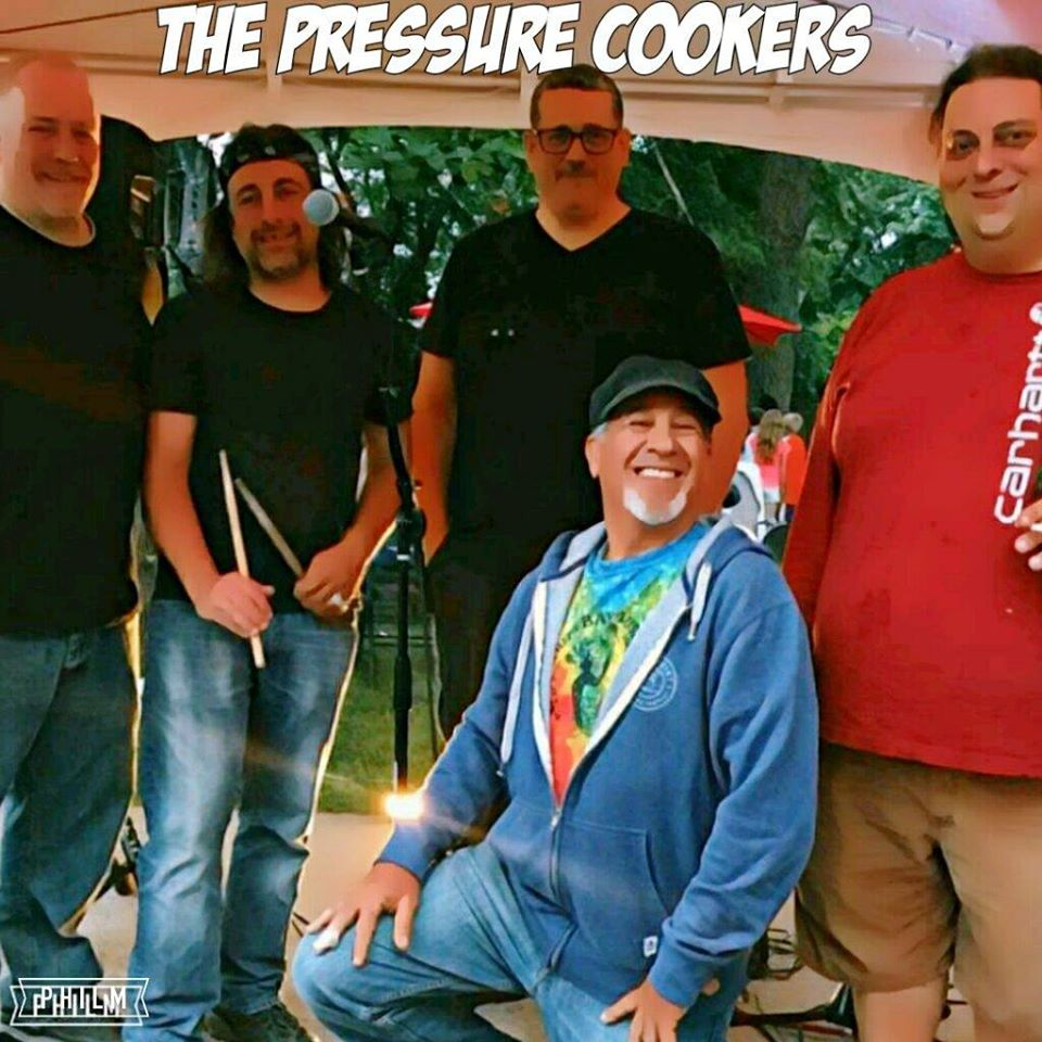 Live Music with The Pressure Cookers