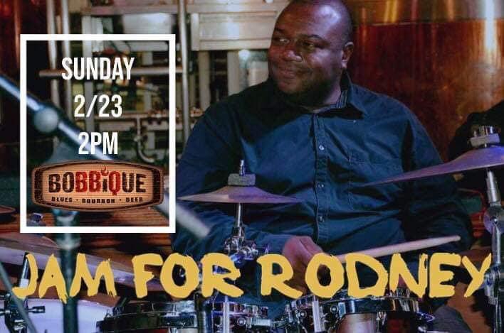 Jam for Rodney
