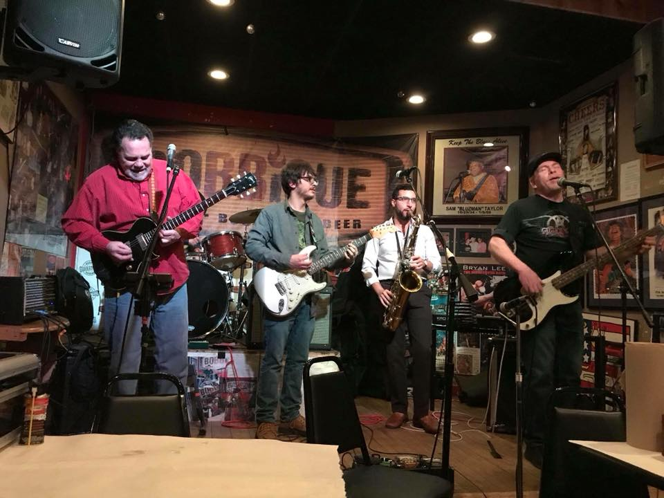 Super Electric & Friends Wednesday Night Jam